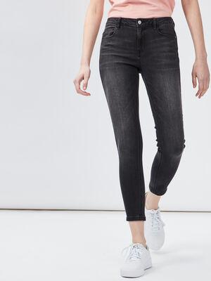 Jeans skinny 78eme noir femme