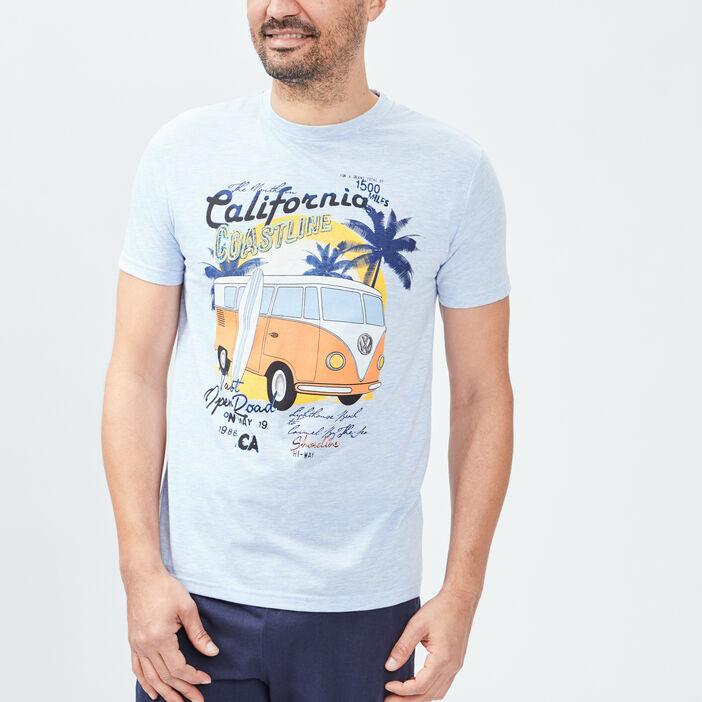 Ensemble pyjama Volkswagen homme bleu