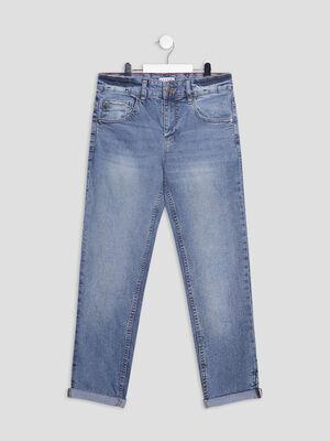 Jeans slim Creeks denim dirty garcon
