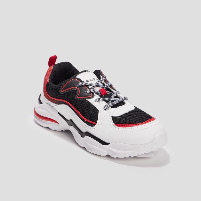 Runnings dad shoes garçon blanc