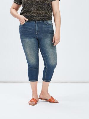 Jeans slim denim stone femmegt