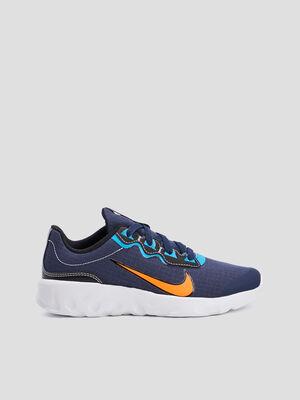 Runnings Nike EXPLORE STRADA bleu marine garcon