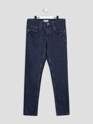 Jeans slim stretch denim brut garcon