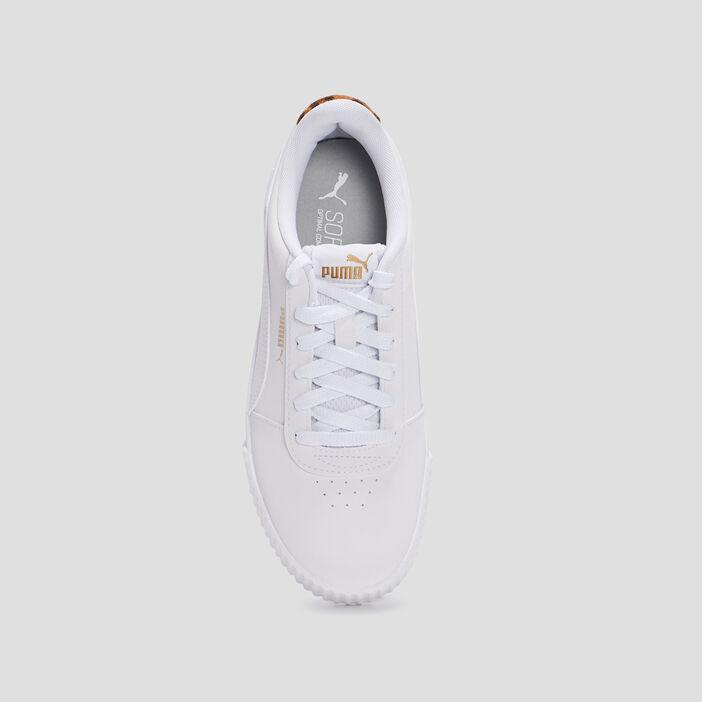 Baskets tennis Puma femme blanc