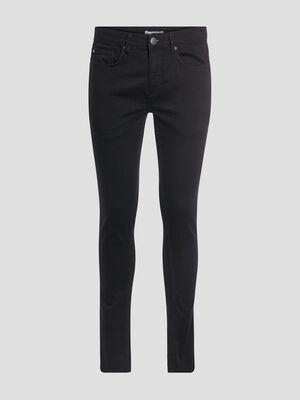 Jeans skinny stretch noir homme