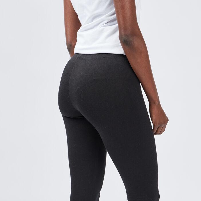 Legging 7/8ème femme noir
