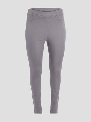Jeggings gris femmegt