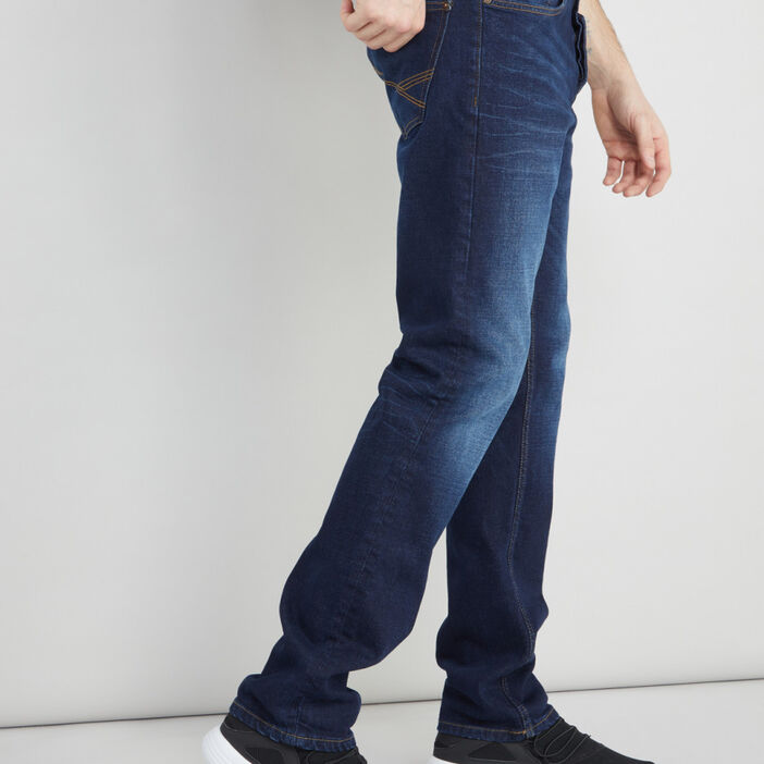 Jean homme denim double stone