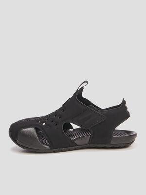 Sandales Nike noir fille