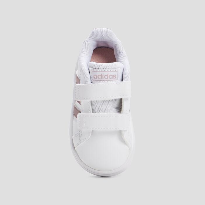 Tennis Adidas bébé blanc