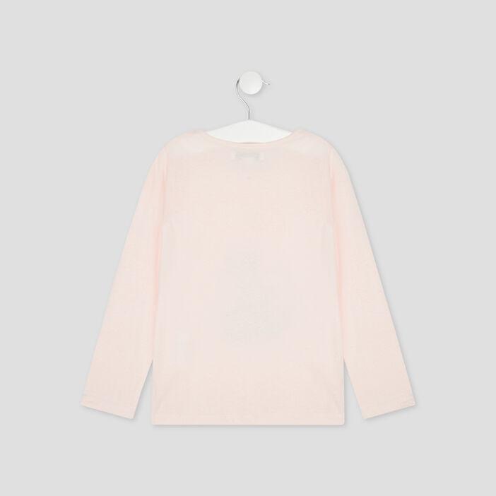 Ensemble pyjama fille rose