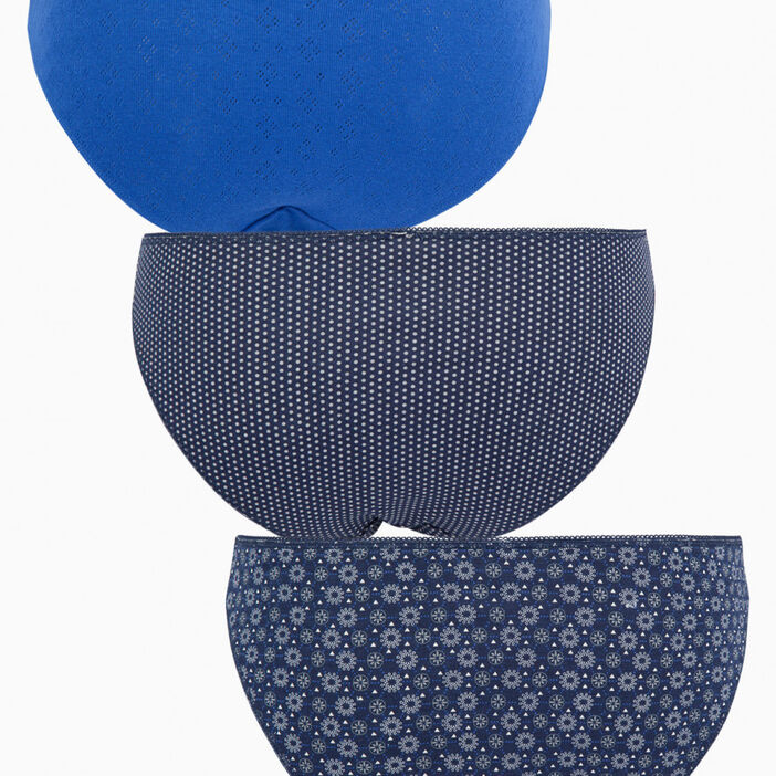 Culotte femme bleu marine