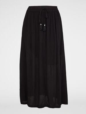 Jupe noir femme