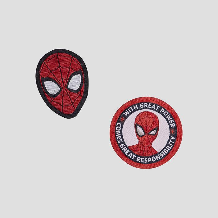 Gilet à capuche Spider-Man garçon rouge
