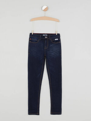 Jean green wash halleavenir denim brut garcon