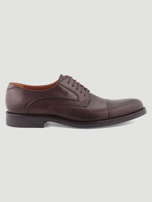 Derbies laces Pierre Cardin Diffusion marron homme