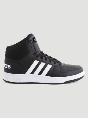 Baskets Adidas HOOPS 20 noir homme