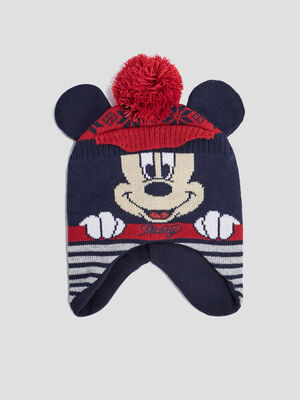 Bonnet peruvien Mickey multicolore