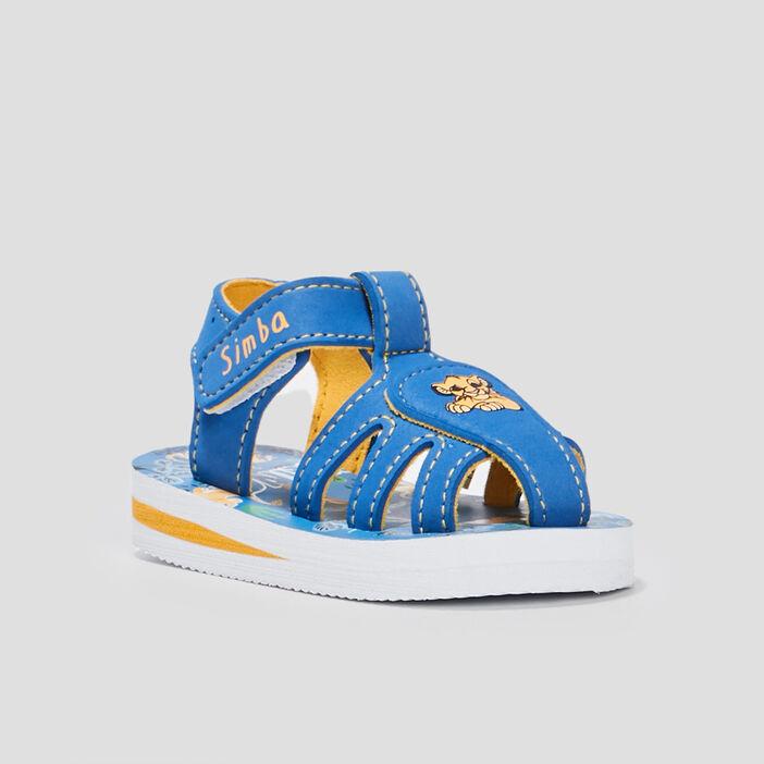 Sandales Le Roi lion mixte bleu