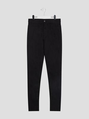 Pantalon droit noir fille