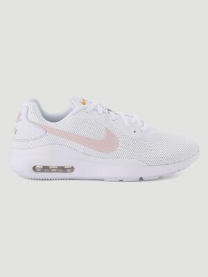 Runnings Nike AIR MAX OKETO blanc femme