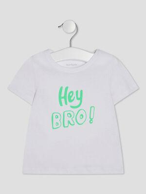 T shirt Pat et Ripaton multicolore bebeg