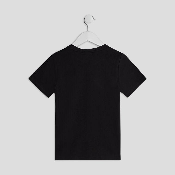 T-shirt Jurassic World garçon noir