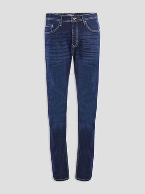 Jeans regular Creeks denim brut homme