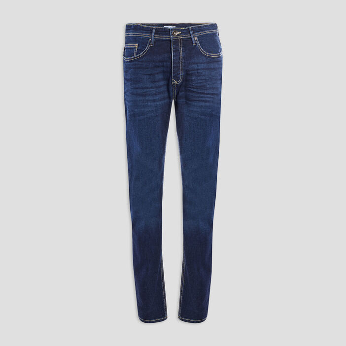 Jeans regular Creeks homme denim brut