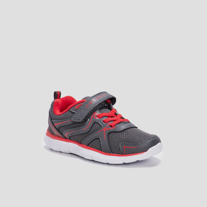 Baskets running Creeks garçon gris