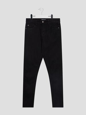 Jeans skinny noir garcon