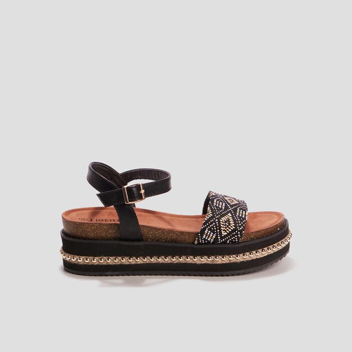 Sandales Liberto femme noir