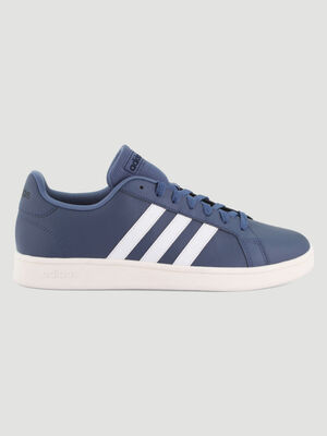 Tennis Adidas GRAND COURT BASE bleu homme