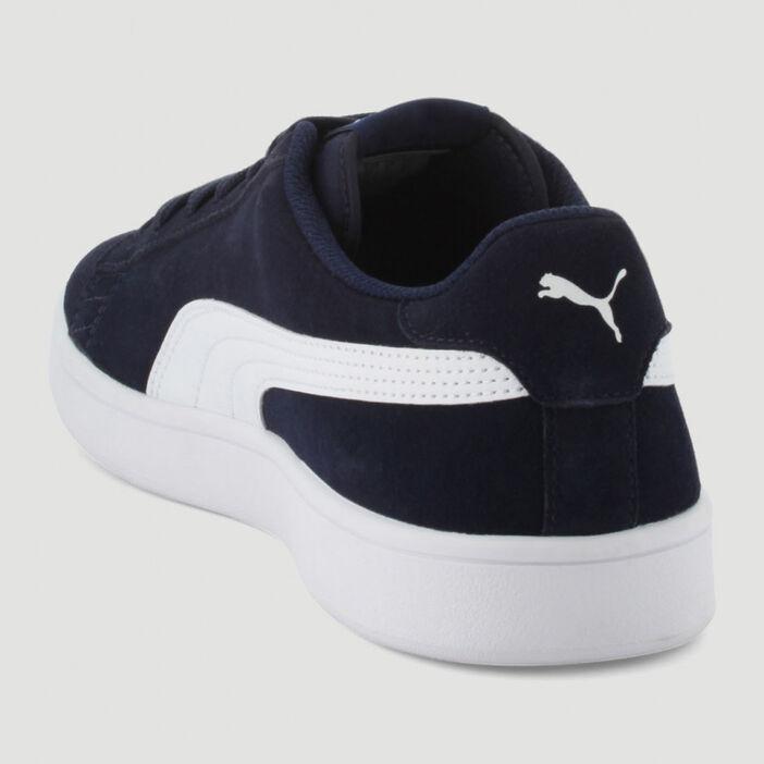 Tennis cuir Puma SMASH V2 homme bleu