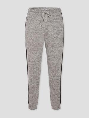 Pantalon de jogging chine gris homme