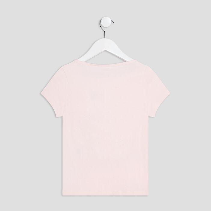 Pyjama Les Aristochats fille rose