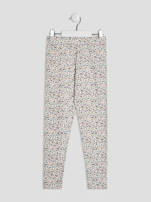 Legging rose fille