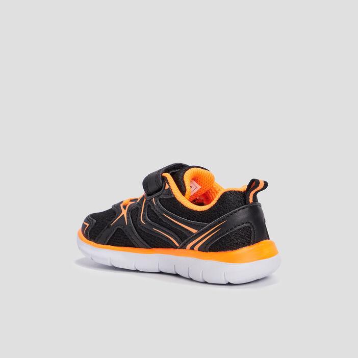 Baskets running Creeks bébé fille noir