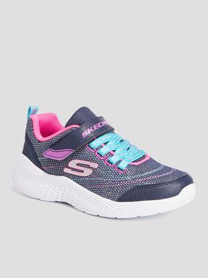 Runnings Skechers bleu marine fille