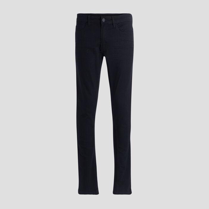 Jeans slim stretch Liberto homme noir