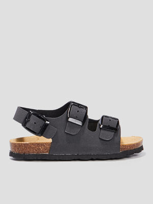 Sandales gris garcon