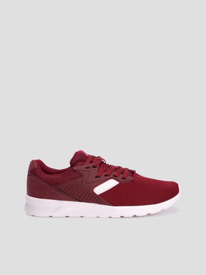 Baskets running Creeks rouge homme