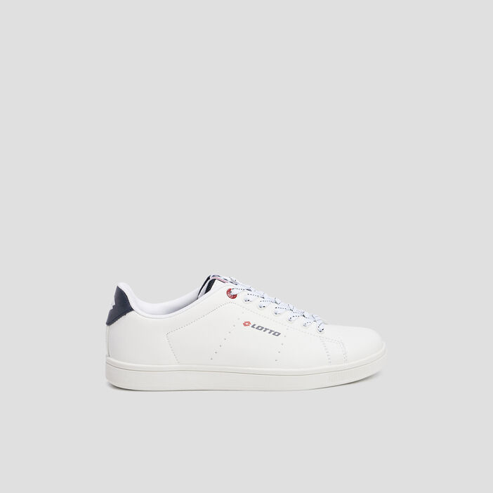 Baskets tennis Lotto homme blanc