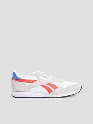 Retro runnings Reebok blanc homme
