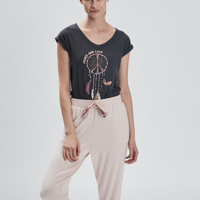 Haut de pyjama femme