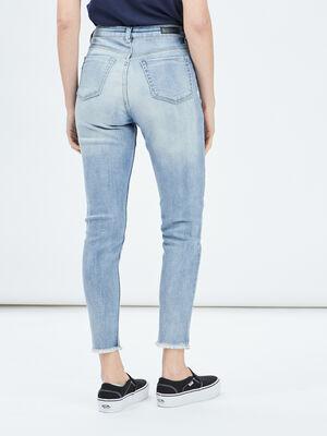 Jeans skinny Liberto denim double stone femme