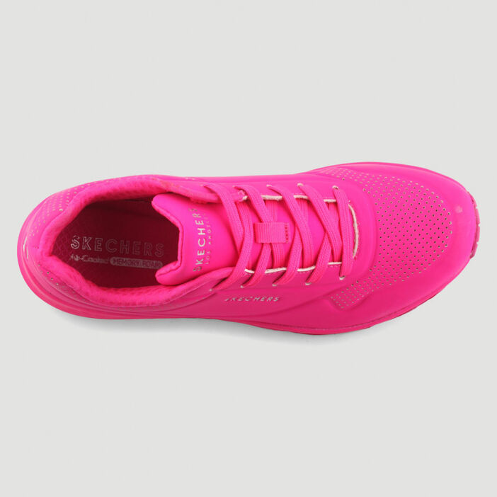 Runnings Skechers femme rose