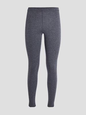 Legging gris fonce femme
