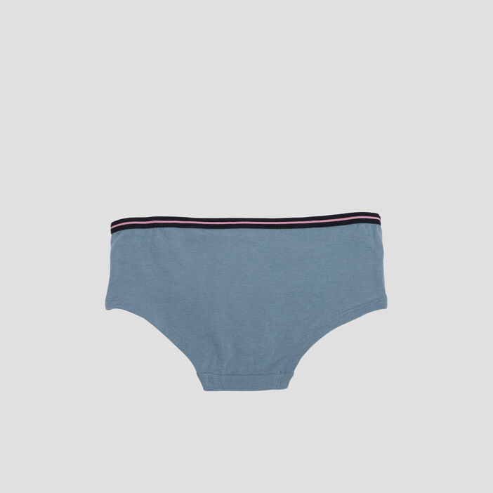 Lot 3 culottes boxers fille rose clair