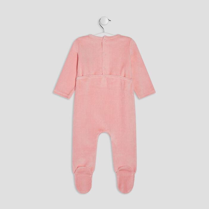 Lingerie bébé bébé fille rose fushia